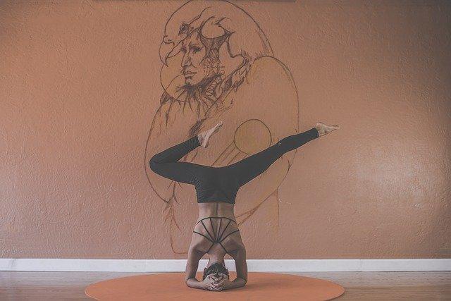 Priya Veda pratique de sport