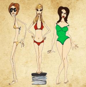 Ayurvéda : Les doshas : Femme Vata, Femme Pitta, Femme Kapha